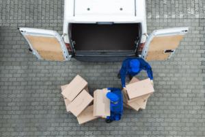 доставка мелких грузов